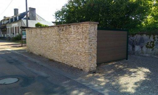 Domus Construction Mur en Pierres Sèches